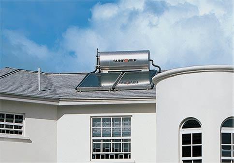 Residential solar system service